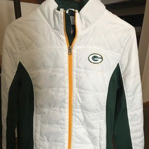Green Bay packers women's jacket